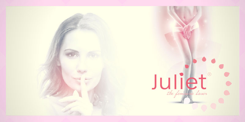 Juliet Intimlaser bei Intimbeschwerden